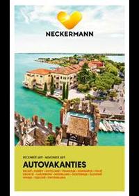 Prospectus Neckermann Anderlecht : Autovakanties