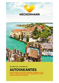 Prospectus Neckermann Geraardsbergen : Autovakanties