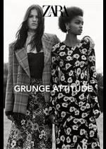 Prospectus ZARA : Zara Grunge attitude