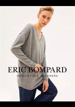Prospectus Eric Bompard : Tendances Femme