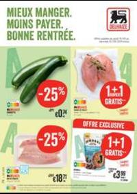 Promos et remises Supermarché Delhaize Sint-Katelijne-Waver : Nouveau: Promotion de la semaine