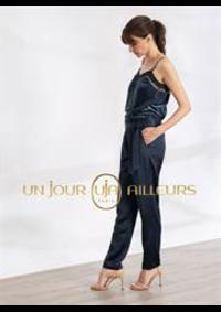 Catalogues et collections Un jour ailleurs RUNGIS : Collection Pantalons