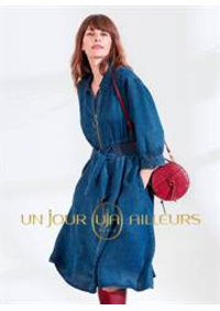 Catalogues et collections Un jour ailleurs PUTEAUX : Robe & Jupes Femme