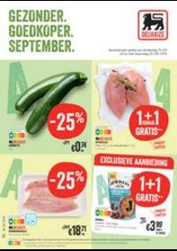 Promos et remises Supermarché Delhaize Sint-Katelijne-Waver : Folder Delhaize