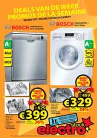 Prospectus Electro Stock Molenbeel : deals van Week