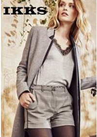 Prospectus IKKS Femmes BOURGES : Pantalons & Shorts  Femme