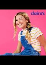 Prospectus claire's : Claire's Tendances