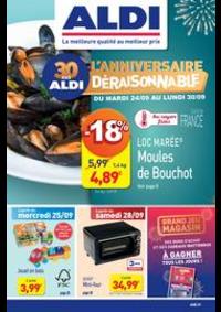 Prospectus Aldi Morangis : Catalogue Aldi