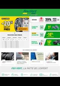 Prospectus Feu Vert CONFLANS STE HONORINE : Offres Feu Vert