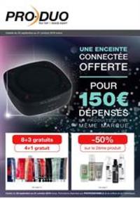 Prospectus Pro-Duo Mouscron : Pro-Com Belgique Octobre