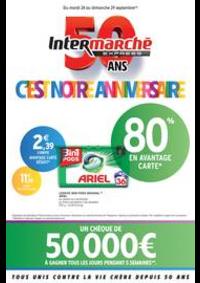 Prospectus Intermarché Express PARIS 15 : C'EST NOTRE ANNIVERSAIRE