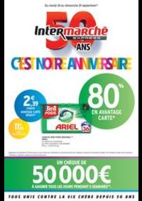 Prospectus Intermarché Express PARIS 4 : C'EST NOTRE ANNIVERSAIRE
