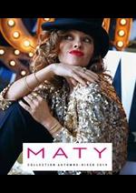 Prospectus Maty : Automne Hiver 2019/2020