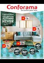 Prospectus Conforama : Collection Automne/Hiver