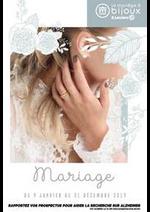 Prospectus E.Leclerc : Mariage