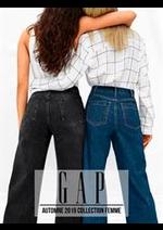 Prospectus Gap : Automne 2019 Collection Femme
