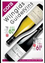 Prospectus Cora : Guide des vins