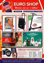 Prospectus EURO SHOP : Herfst Folder