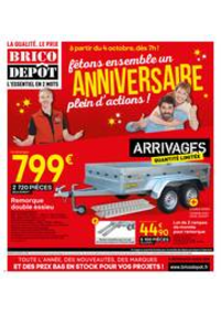 Prospectus Brico Dépôt : Catalogue Brico Dépôt