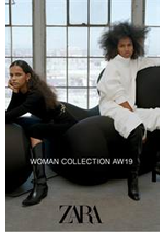 Prospectus ZARA : Woman Collection AW19