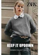 Catalogues et collections ZARA : Keep it Updown