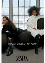 Catalogues et collections ZARA : Woman Collection AW19
