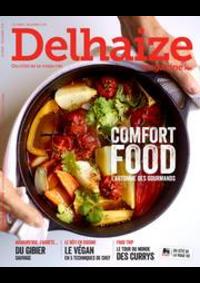 Journaux et magazines Supermarché Delhaize Dinant : Delhaize Magazine:
