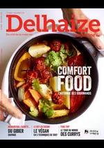 Journaux et magazines Proxy Delhaize : Delhaize Magazine: