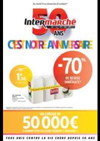 Prospectus Intermarché Super Villecresnes : C'EST NOTRE ANNIVERSAIRE