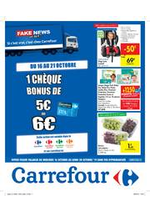 Prospectus Carrefour : Fake news or not?