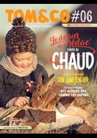 Journaux et magazines Tom&Co Philippeville : Tom&Co Mag