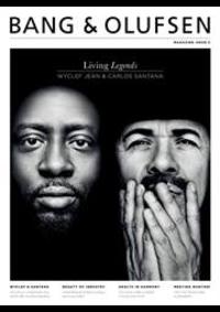 Journaux et magazines Bang & Olufsen Kortenberg  : Living Legends