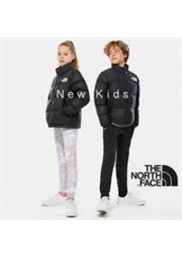 Prospectus The North Face PARIS : New Kids