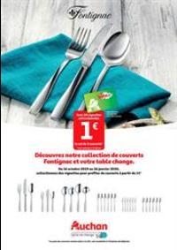 Prospectus Auchan RONCQ : Fontignac