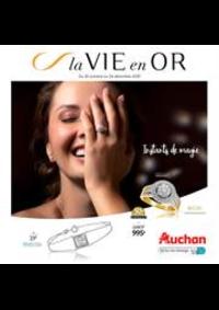 Prospectus Auchan RONCQ : La vie en Or