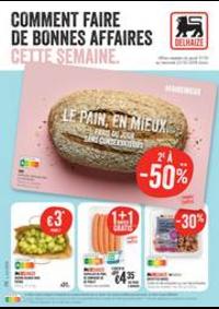 Promos et remises Supermarché Delhaize Falisolle : Nouveau: Promotion de la semaine
