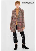 Catalogues et collections Springfield : New Jackets Woman