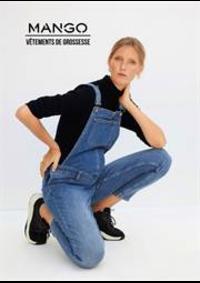 Prospectus MANGO PARIS 6 - Montparnasse : Vêtements de Grossesse