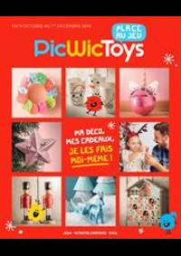 Prospectus Picwic GENNEVILLIERS : Noël 2019