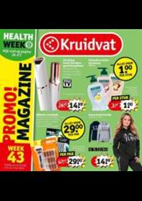 Prospectus Kruidvat LAOVAIN LA NEUVE : Kruidvat Folder