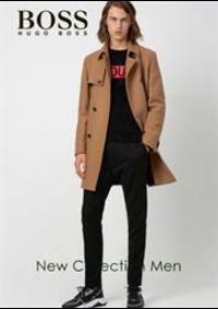 Catalogues et collections Hugo Boss Paris : New Collection Men