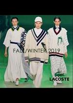 Promos et remises  : Fall:Winter 19