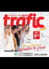 Prospectus Trafic Waremme : Catalogue