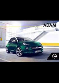 Prospectus Opel Barvaux-Durbuy : Opel Adam