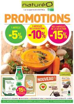 Prospectus NaturéO : Promotions