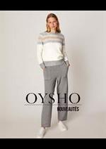 Prospectus Oysho : Nouveautés