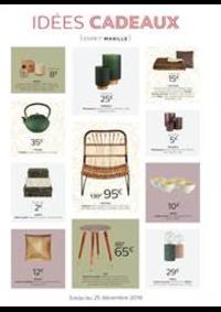 Prospectus Alinéa MULHOUSE - WITTENHEIM : Idées Cadeaux