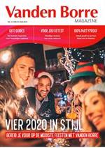 Prospectus Vanden Borre : Vanden Borre Magazine Winter