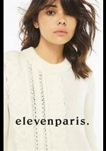 Prospectus ElevenParis : Collection Femme