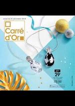 Prospectus Cora : Carré d'Or